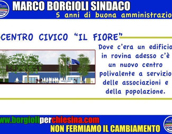 """03 – Centro Civico """"Il Fiore"""""""